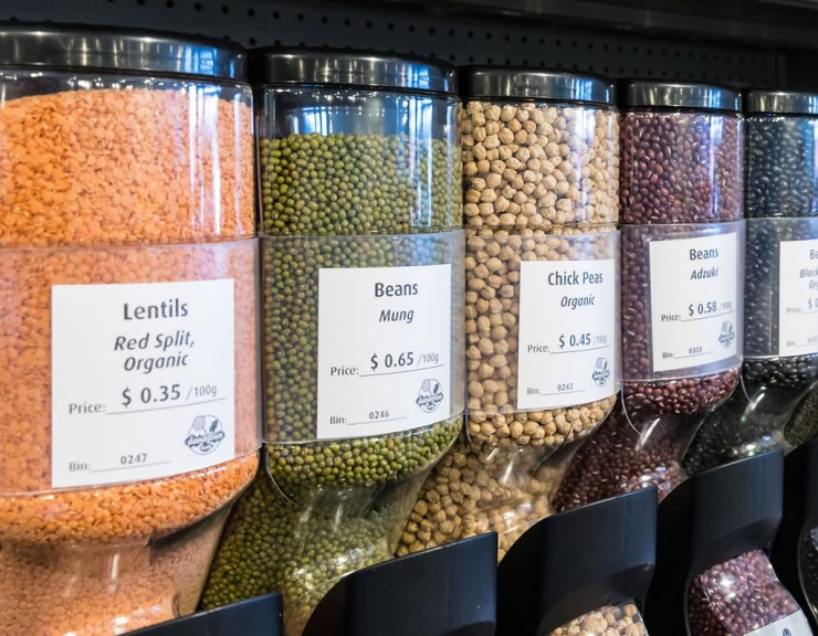 Almonte bulk foods